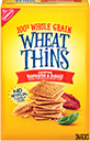 Wheat Thins Sundried Tomato and Basil Whole Grain Wheat Crackers small